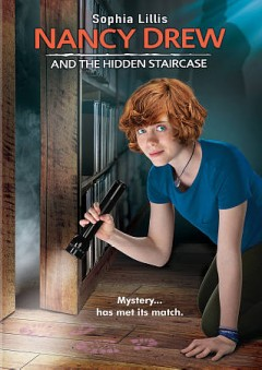 Nancy Drew and the hidden staircase cover image